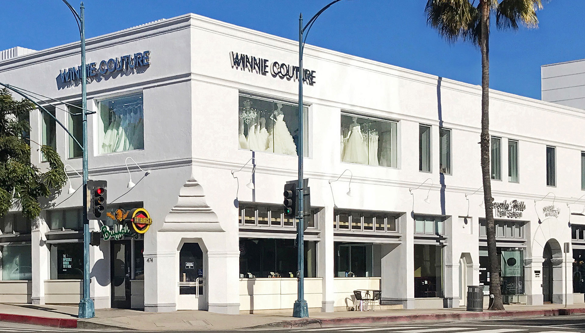 Architectural Design Projects - Winnie Couture Retail