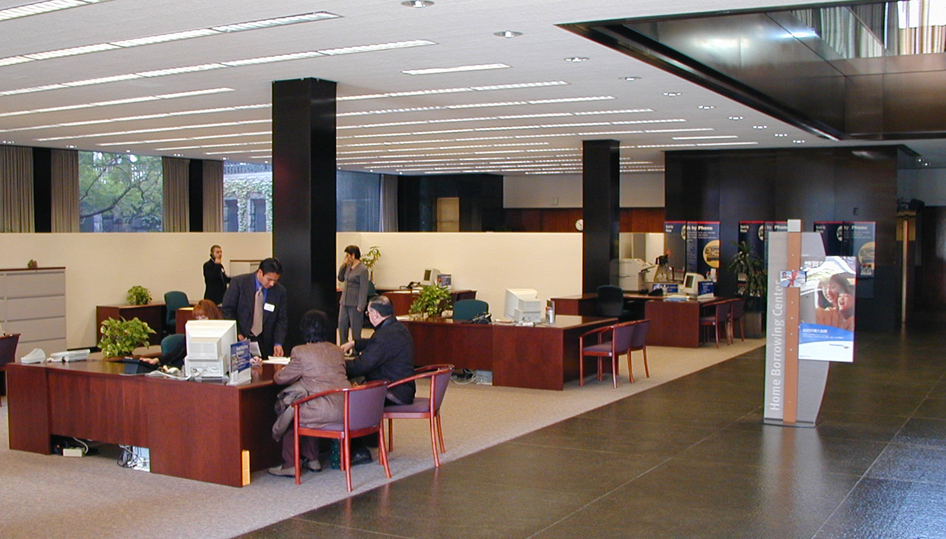 Architectural Design Projects - Commercial Bank