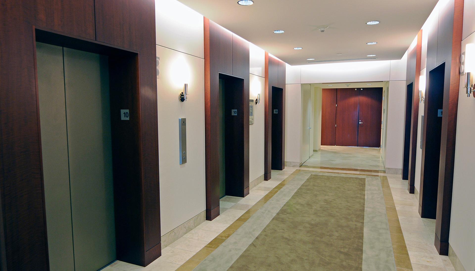 Architectural Design Projects - Elevators